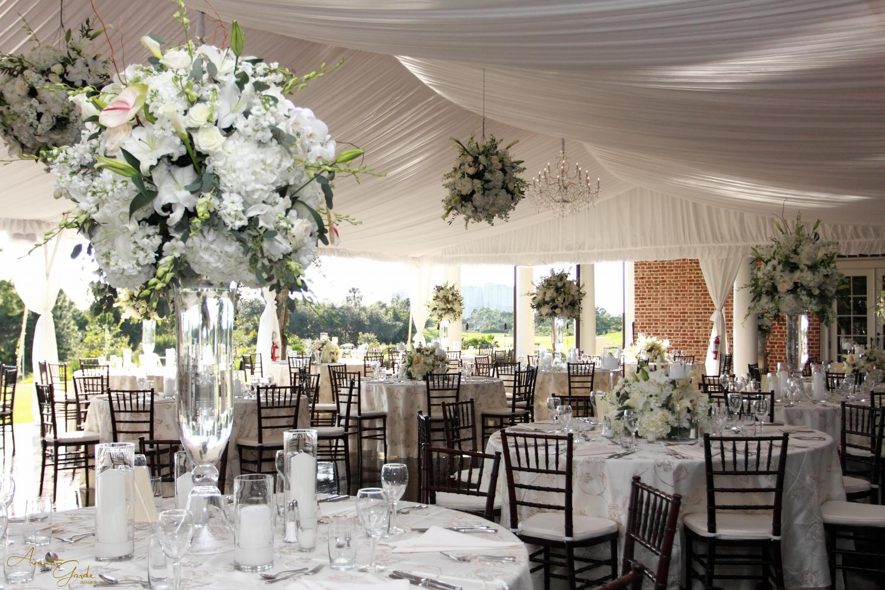 Old Collier Golf Club Wedding