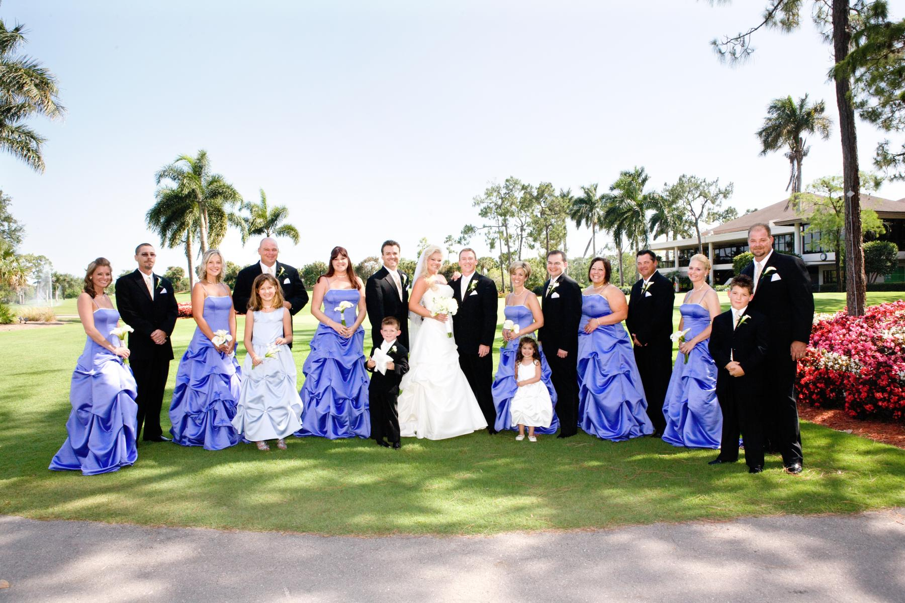 Wyndemere Country Club Wedding