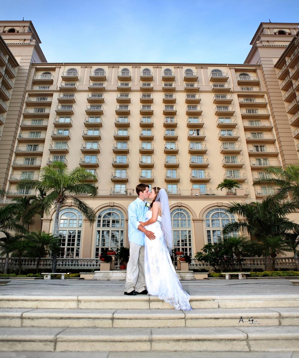 Ritz-Carlton Wedding Naples