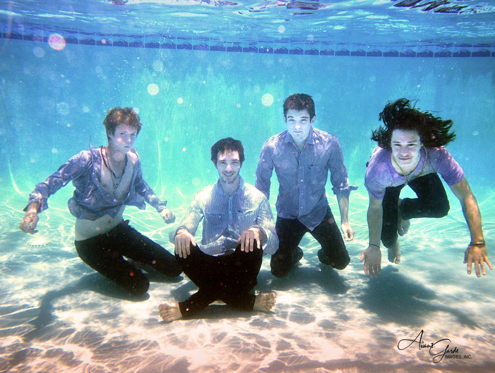 Underwater Band Fake Problems